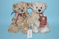 Lot 7-Charlie Bears: Isabelle Collection, Richard,...