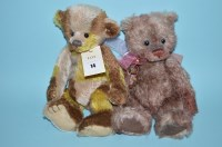 Lot 14 - Charlie Bears: Isabelle Collection, Patch...