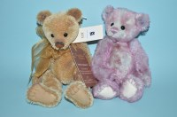 Lot 15 - Charlie Bears: Isabelle Collection, Annie,...