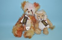 Lot 20 - Charlie Bears: Isabelle Collection, Donatello,...
