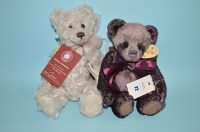 Lot 22 - Charlie Bears: Isabelle Collection, Tibbles,...