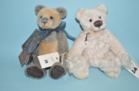 Lot 24 - Charlie Bears: Isabelle Collection, Valerie,...