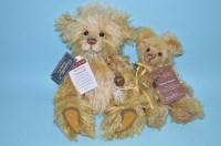 Lot 25 - Charlie Bears: Isabelle Collection,...