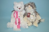 Lot 27 - Charlie Bears: 2014 Collectors' Club,...