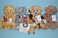 Lot 33 - Charlie Bears: 2012 Great British Bear Trail...