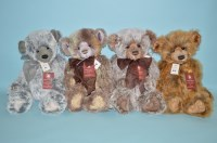Lot 34 - Charlie Bears: William II, limited edition no....