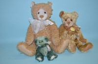 Lot 36 - Charlie Bears: The Seaside Collection, Fish,...