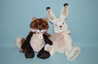 Lot 41 - Charlie Bears: GumBoots, limited edition no....