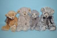 Lot 43 - Charlie Bears: Limited Edition 2009 Year Bear,...