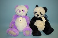 Lot 51 - Charlie Bears: Violet, limited edition no....