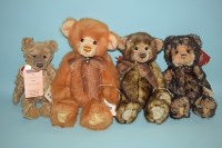 Lot 52 - Charlie Bears: Mikey, limited edition no....