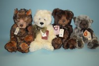 Lot 53 - Charlie Bears: Hubble, limited edition no....