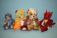 Lot 54-Charlie Bears: Ice Lolly, limited edition no....