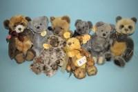 Lot 63 - Charlie Bears: Wishes; Evie; Macy; Jooles;...