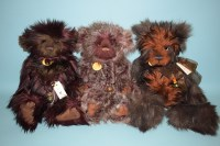 Lot 72 - Charlie Bears: Elderberry; Mulberry; and...
