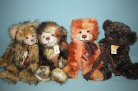 Lot 79 - Charlie Bears: Mrs. Lovely; Just Because;...