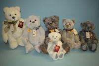 Lot 86 - Charlie Bears: Ursa Minor; Darling: Brendan;...